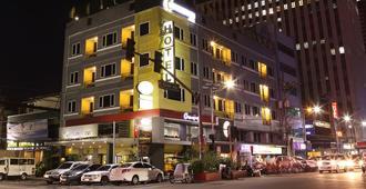 The Corporate Inn Hotel - Manila - Edificio