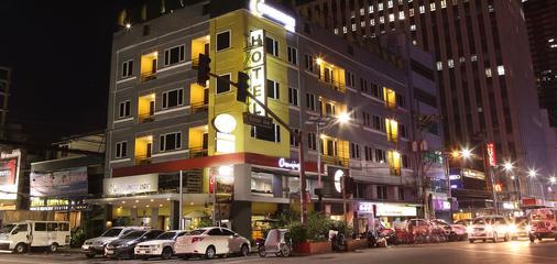 The Corporate Inn Hotel - Μανίλα - Κτίριο