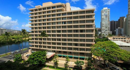 Waikiki Sand Villa Hotel - Honolulu - Rakennus
