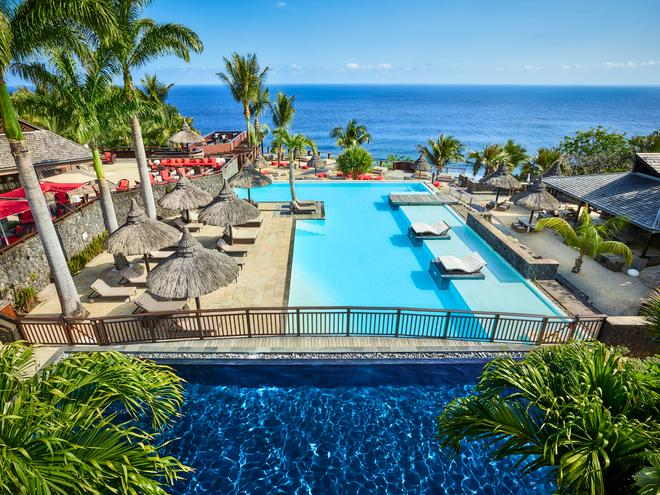 PALM Hotel & Spa - Petite-Île - Pool