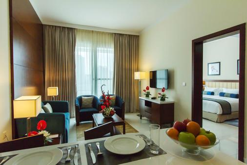 Auris Fakhruddin Hotel Apartments - Dubai - Dining room