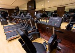 Auris Fakhruddin Hotel Apartments - Dubai - Gym