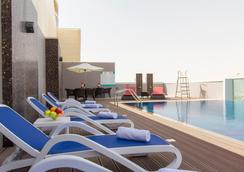 Auris Fakhruddin Hotel Apartments - Dubai - Pool