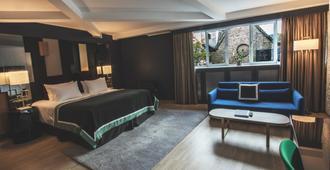 斯哥特皮特酒店 - 哥本哈根 - 哥本哈根 - 臥室