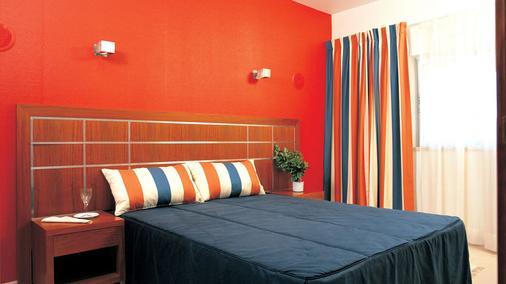 Hotel Apartamento Balaia Atlantico - Albufeira - Makuuhuone