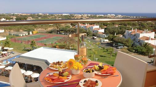 Hotel Apartamento Balaia Atlantico - Albufeira - Parveke