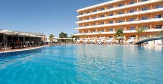 大西洋巴拉亞公寓酒店 - 阿爾布費拉 - 阿爾布費拉 - 建築