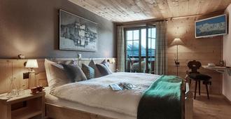 Berghaus Alpenrosli - Klosters-Serneus - Habitación