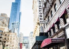 Hotel Stanford - Nova York - Edifici