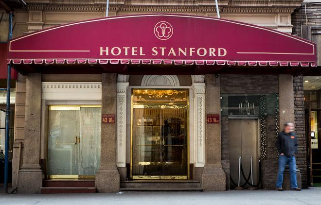 Hotel Stanford - New York - Rakennus