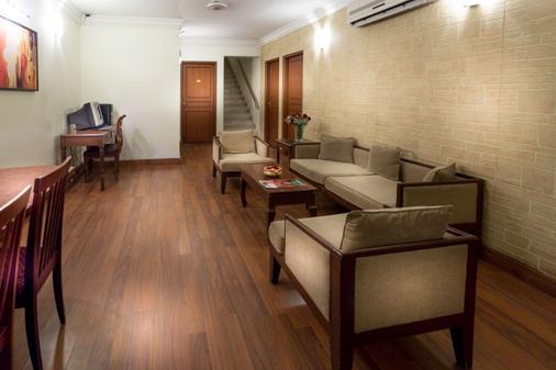 HM Suites & Studios - Bengaluru - Σαλόνι