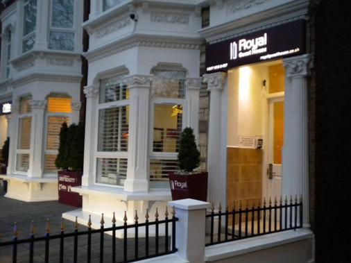 Royal Guest House by Saba - London - Toà nhà