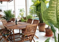 Casa Kimberley B&B - Rincon de Guayabitos - Patio