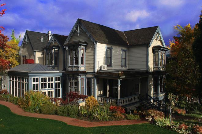 溫切斯特旅館 - 阿什蘭(俄勒岡州) - 建築