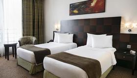 Ayass Hotel - Amman - Phòng ngủ