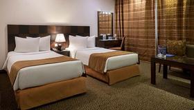 Ayass Hotel - Amman - Bedroom