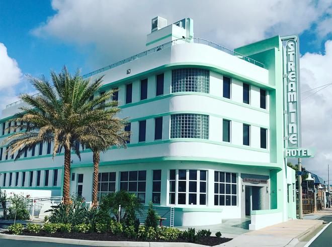 Streamline Hotel - Daytona Beach - Rakennus