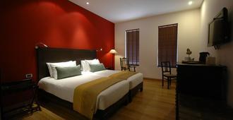 The O Hotel Beach Resort And Spa Goa - קנדולים - חדר שינה