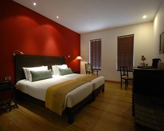 O 度假溫泉酒店 - 坎多林 - 坎多林 - 臥室