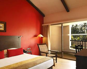 The O Hotel Beach Resort And Spa Goa - Candolim - Bedroom