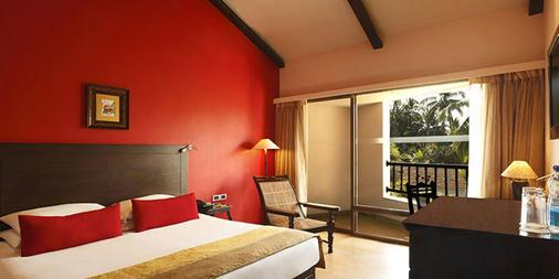 The O Hotel Beach Resort And Spa Goa - Candolim - Makuuhuone