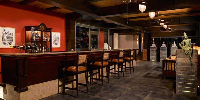 The O Hotel Beach Resort And Spa Goa - Candolim - Bar