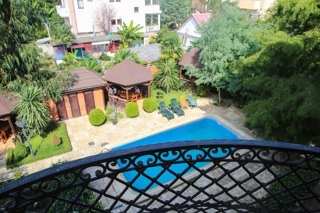 卡薩布蘭卡酒店 - 阿德勒 - 索契 - 陽台