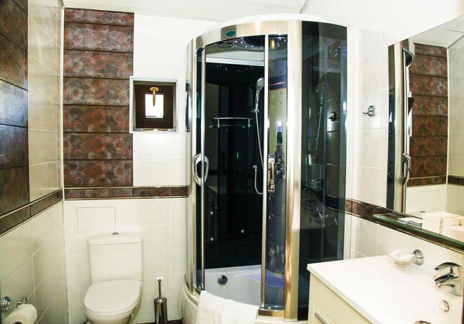 卡薩布蘭卡酒店 - 阿德勒 - 索契 - 浴室