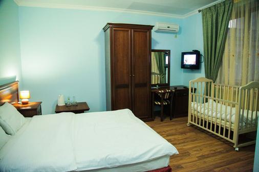 卡薩布蘭卡酒店 - 阿德勒 - 索契 - 臥室