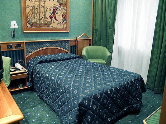 布魯內列斯基酒店 - 米蘭 - 米蘭 - 臥室