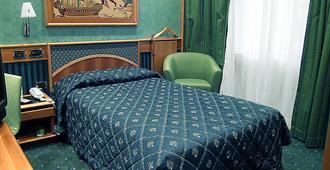 Hotel Brunelleschi - Milan - Bedroom