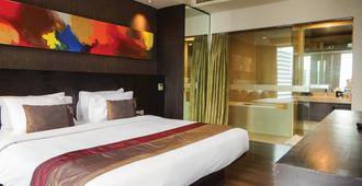 The Akmani Hotel Jakarta - ג'קרטה - חדר שינה