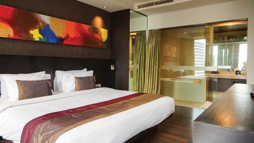 雅加達阿克瑪尼酒店 - 雅加達 - 雅加達 - 臥室
