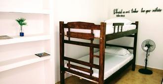 Basilica Hostal y Cafe - Santa Marta - Bedroom