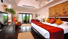 Rocky's Boutique Resort - Koh Samui - Soveværelse