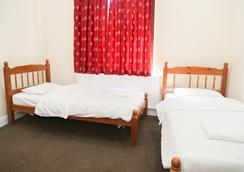 London Shelton Hotel - London - Bedroom