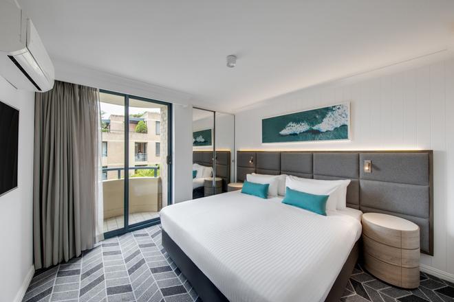 庫吉阿迪娜公寓酒店 - 庫吉 - 雪梨 - 臥室