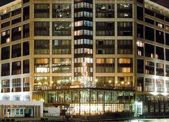 Britannia International Hotel - Londres - Edifício