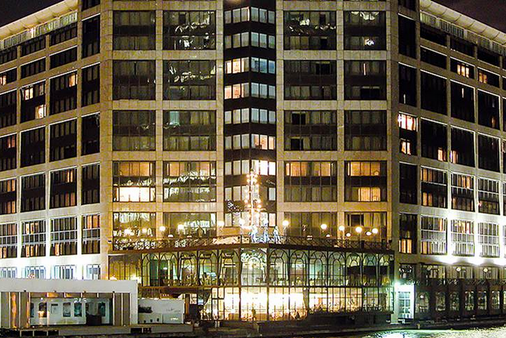 Britannia The International Hotel London, Canary Wharf - Londres - Edificio