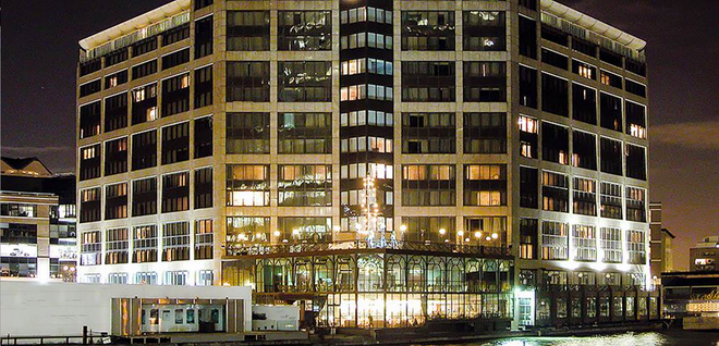 Britannia International Hotel Canary Wharf - London - Building