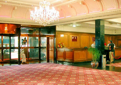 Britannia International Hotel Canary Wharf - Londen - Lobby