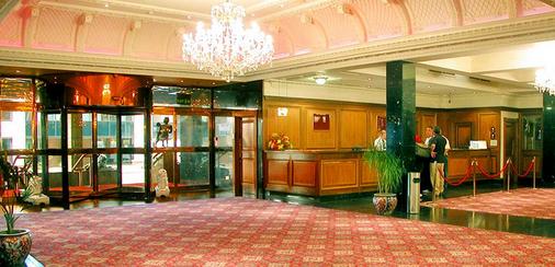倫敦不列顛國際大酒店 - 倫敦 - 大廳