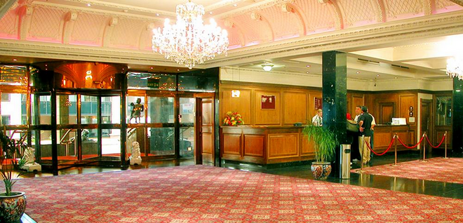 Britannia International Hotel Canary Wharf - London - Lobby