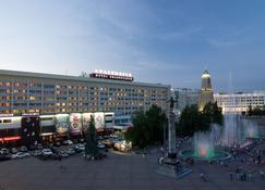 Hotel Krasnoyarsk - Krasnoyarsk - Rakennus