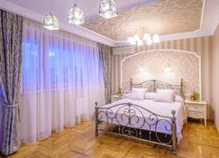 Hotel Krasnoyarsk - Krasnoyarsk - Bedroom