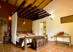 Mountain Paradise Wellness & Spa - La Fortuna - Schlafzimmer
