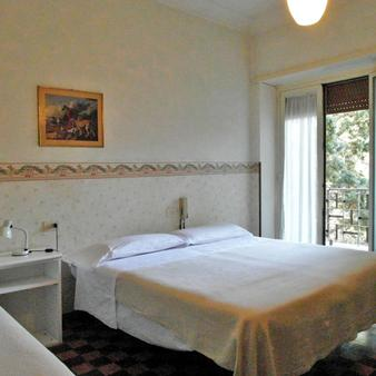 Hotel Domus Aurelia - Rom - Schlafzimmer