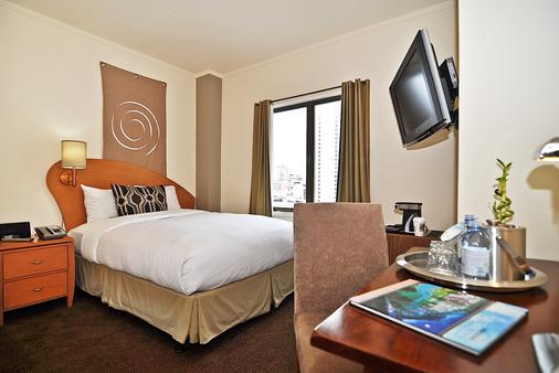Hotel Metropolis - San Francisco - Bedroom
