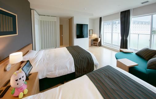 海茵娜酒店福岡博多 - 佐世保市 - 臥室
