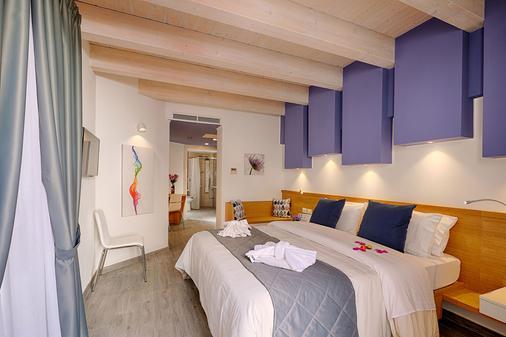 Hospitality Hotel - Palermo - Bedroom